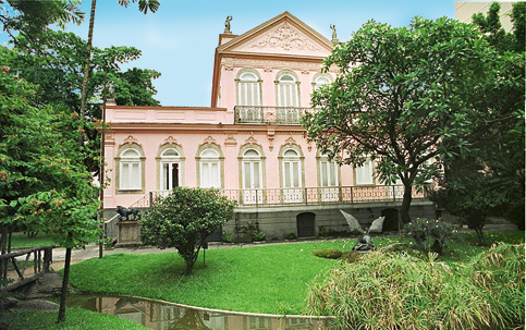 Foto da Fundação Casa de Rui Barbosa