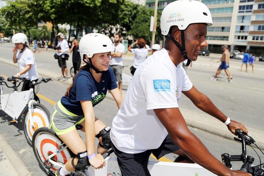 Pedaleiros retorna ao Rio de Janeiro com duas etapas — De Graça Eu Vou