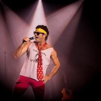 Foto do cantor Valério Araújo